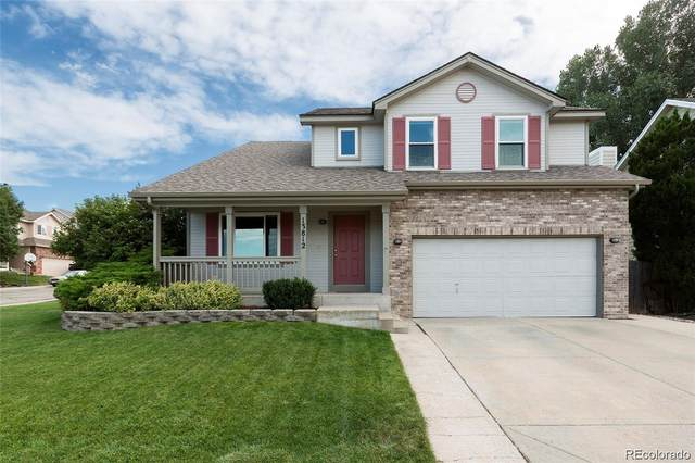 13812 W 64th Place, Arvada, CO 80004 (#9727592) :: Mile High Luxury Real Estate