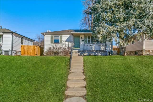 4711 W 2nd Avenue, Denver, CO 80219 (MLS #9728425) :: The Sam Biller Home Team