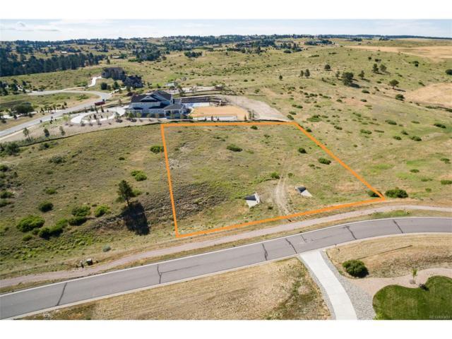 9658 Sara Gulch Circle, Parker, CO 80138 (MLS #9728562) :: 8z Real Estate