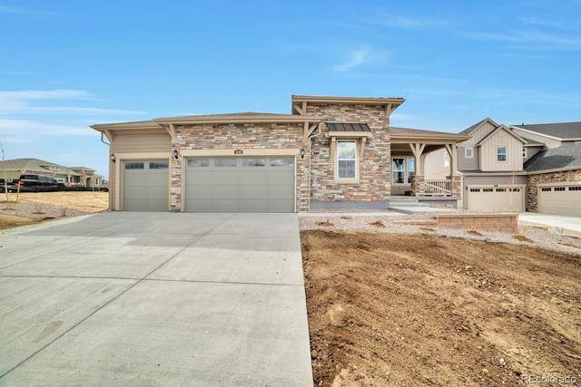 6749 Tee Time Way, Castle Pines, CO 80108 (MLS #9729234) :: 8z Real Estate