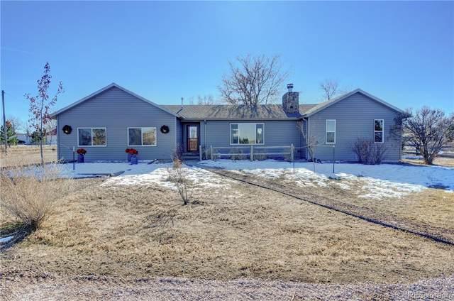 6100 King Court, Parker, CO 80134 (#9732712) :: Venterra Real Estate LLC
