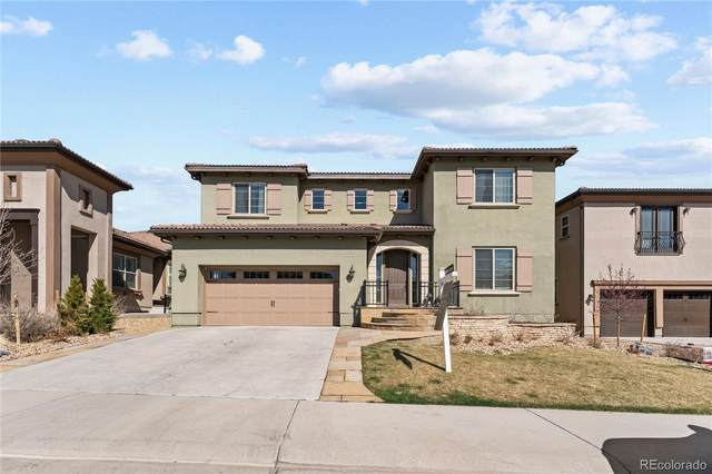 10635 Ladera Point, Lone Tree, CO 80124 (MLS #9736488) :: Wheelhouse Realty
