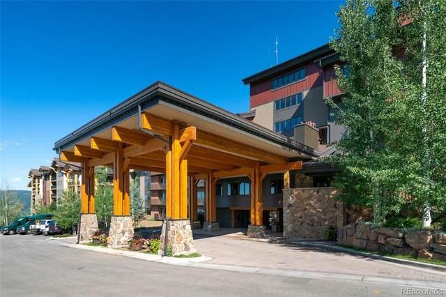 2420 Ski Trail Lane #208, Steamboat Springs, CO 80487 (#9736543) :: The Scott Futa Home Team