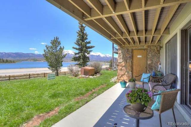 32 Corinthian Cir #102, Dillon, CO 80435 (MLS #9737519) :: 8z Real Estate