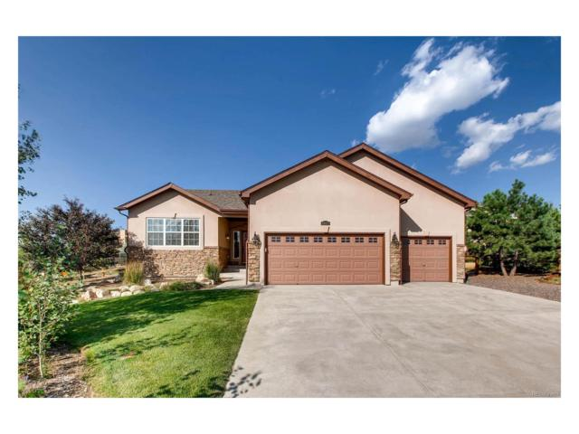 20075 Alexandria Drive, Monument, CO 80132 (MLS #9741153) :: 8z Real Estate