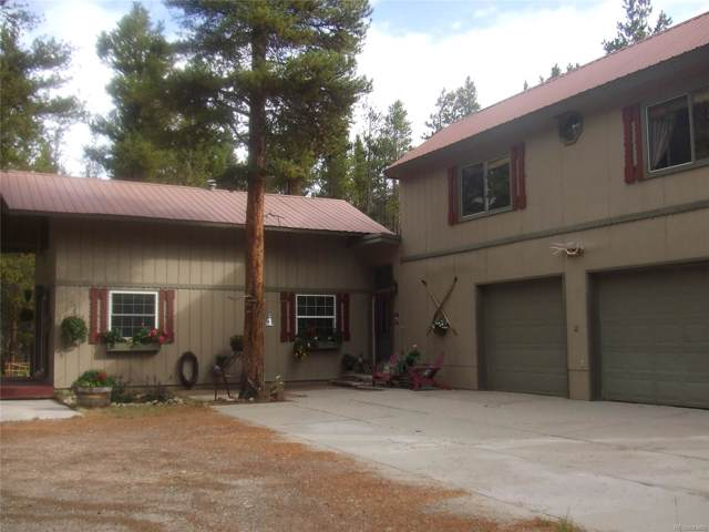 649 County Rd. #21 #38, Leadville, CO 80461 (#9743420) :: The Healey Group