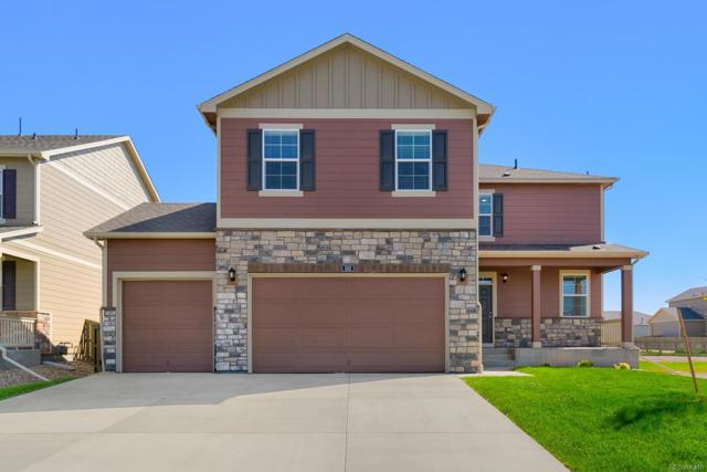 532 2nd Street, Severance, CO 80550 (#9743647) :: The DeGrood Team
