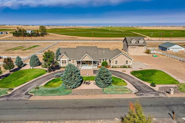 30839 E 151st Avenue, Brighton, CO 80603 (MLS #9744397) :: 8z Real Estate