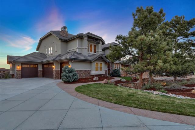 9317 Windhaven Drive, Parker, CO 80134 (#9747737) :: The DeGrood Team
