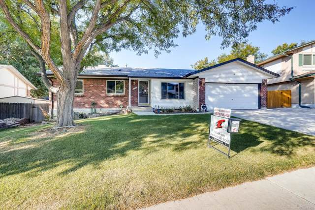 12178 W Jewell Drive, Lakewood, CO 80228 (MLS #9748099) :: 8z Real Estate