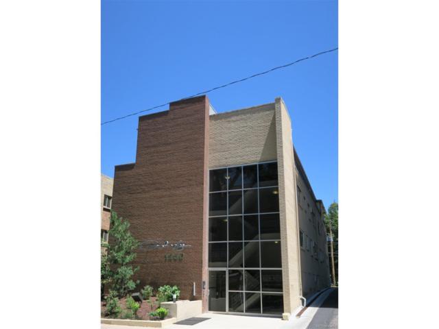 1260 N Humboldt Street #11, Denver, CO 80218 (MLS #9750468) :: 8z Real Estate