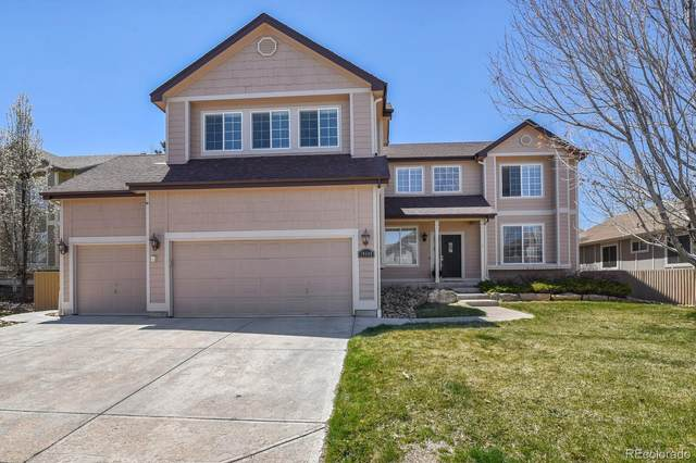 10609 Clarkeville Way, Parker, CO 80134 (MLS #9751007) :: The Sam Biller Home Team