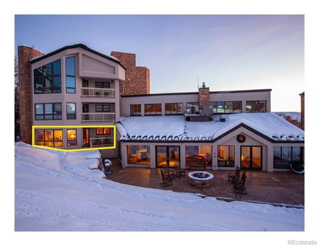 2308 Ski Trail Court 211B, Steamboat Springs, CO 80487 (#9751880) :: James Crocker Team