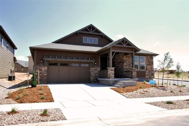 8216 Arapahoe Peak Street, Littleton, CO 80125 (#9753009) :: House Hunters Colorado