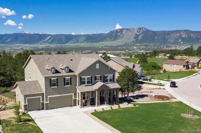 19693 Lindenmere Drive, Monument, CO 80132 (#9755555) :: Bring Home Denver with Keller Williams Downtown Realty LLC