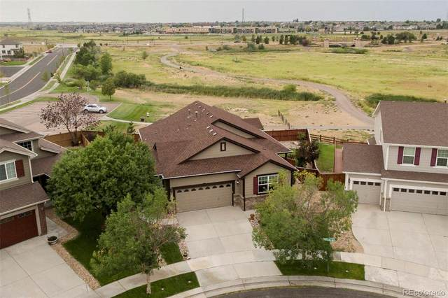 15908 E 106th Place, Commerce City, CO 80022 (#9756303) :: The DeGrood Team