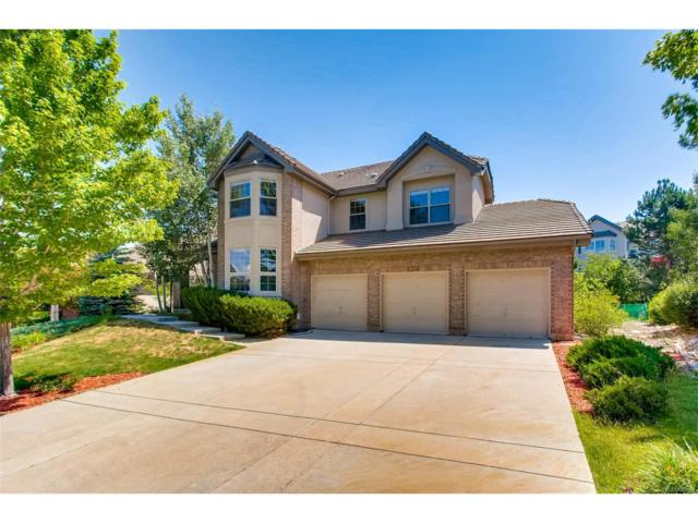 9334 E Hidden Hill Court, Lone Tree, CO 80124 (MLS #9758147) :: 8z Real Estate