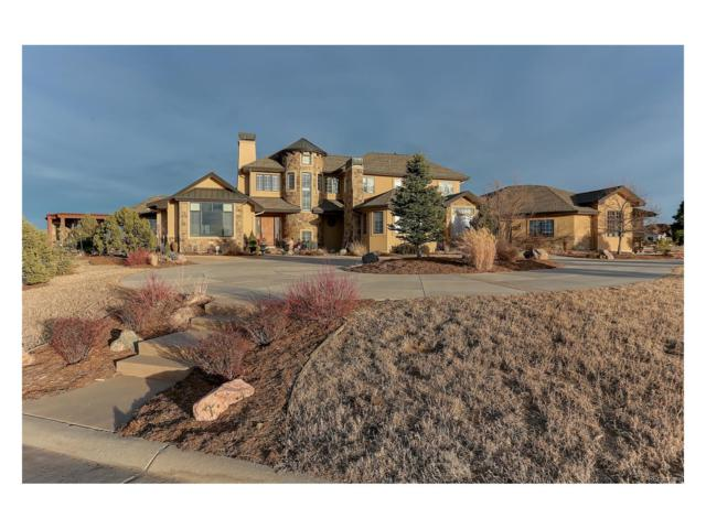 7718 Grande River Court, Parker, CO 80138 (MLS #9759250) :: 8z Real Estate