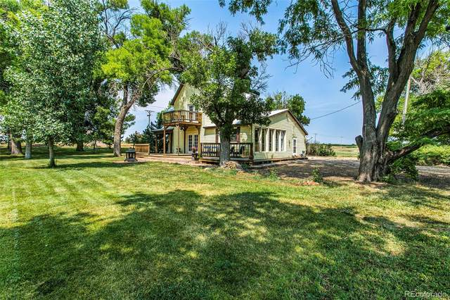 17972 County Road 15, Johnstown, CO 80534 (#9766383) :: The DeGrood Team