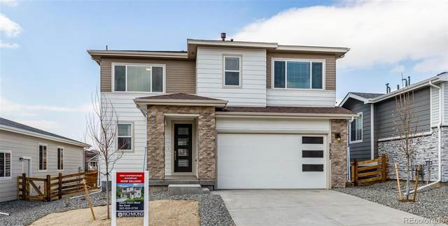 21725 E Stanford Circle, Aurora, CO 80015 (#9766668) :: The HomeSmiths Team - Keller Williams