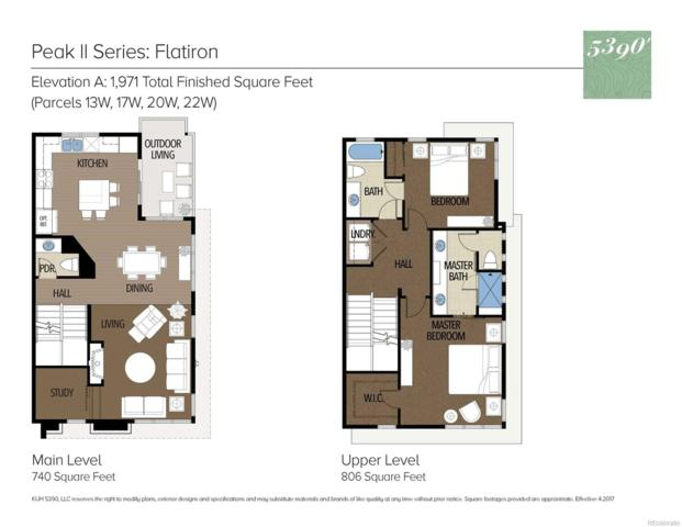 4660 W 50th Avenue #13, Denver, CO 80212 (#9767626) :: Wisdom Real Estate