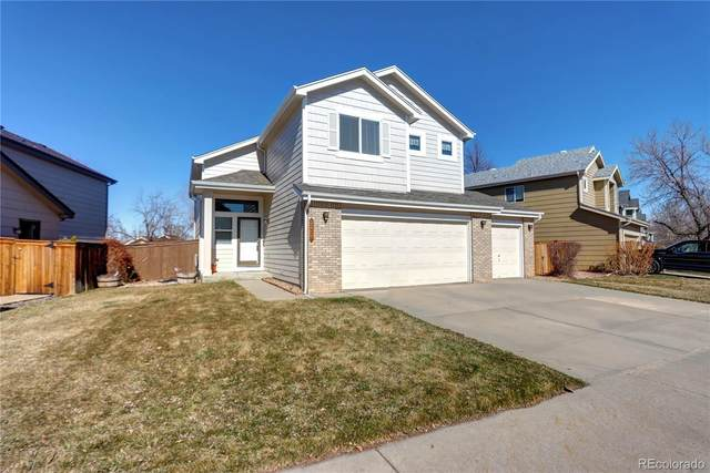 2277 Hyacinth Road, Highlands Ranch, CO 80129 (#9768910) :: The Peak Properties Group