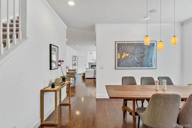 457 Jackson Street, Denver, CO 80206 (#9774732) :: Venterra Real Estate LLC
