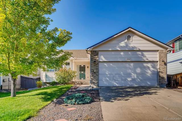 12863 Capital Creek Street, Parker, CO 80134 (#9775823) :: Chateaux Realty Group