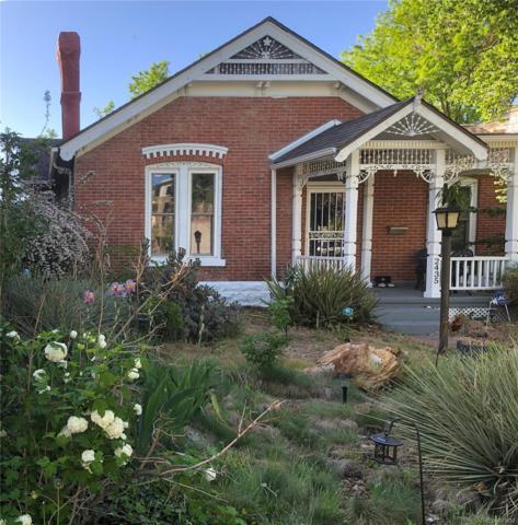 2435 California Street, Denver, CO 80205 (#9779635) :: The DeGrood Team