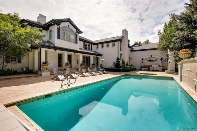 4903 S Elizabeth Circle, Cherry Hills Village, CO 80113 (MLS #9781565) :: 8z Real Estate
