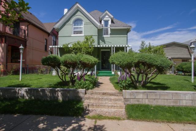 2337 N Marion Street, Denver, CO 80205 (#9783524) :: The HomeSmiths Team - Keller Williams