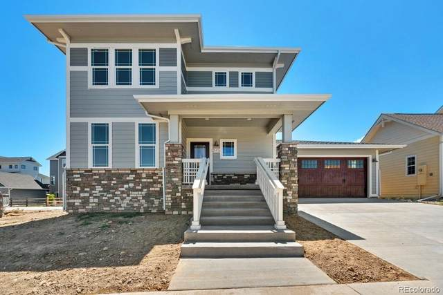 2145 Yearling Drive, Fort Collins, CO 80525 (MLS #9784009) :: Keller Williams Realty