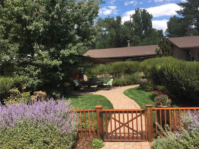 7771 Nikau Drive, Niwot, CO 80503 (MLS #9784526) :: 8z Real Estate