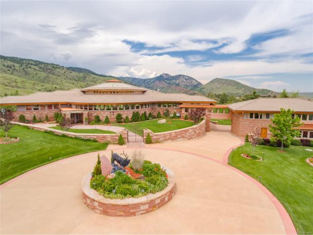 22101 Bear Tooth Drive, Golden, CO 80403 (MLS #9790062) :: 8z Real Estate