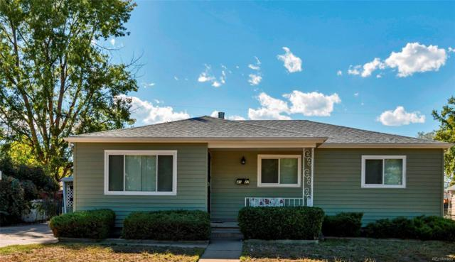 4521 S Jason Street, Englewood, CO 80110 (#9790947) :: Bring Home Denver