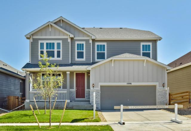 11096 Telluride Court, Commerce City, CO 80022 (#9791698) :: The Peak Properties Group
