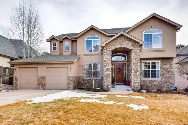 7120 Timbercrest Way, Castle Pines, CO 80108 (#9792472) :: Compass Colorado Realty