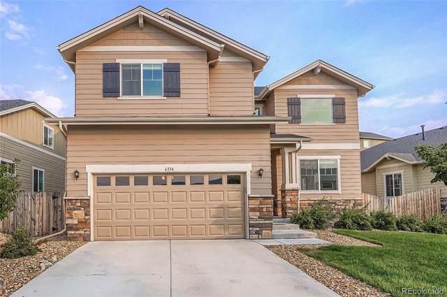 6334 S Harvest Street, Aurora, CO 80016 (#9792513) :: Real Estate Professionals