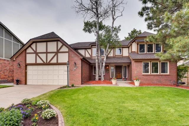 16768 E Crestline Lane, Centennial, CO 80015 (MLS #9795479) :: 8z Real Estate