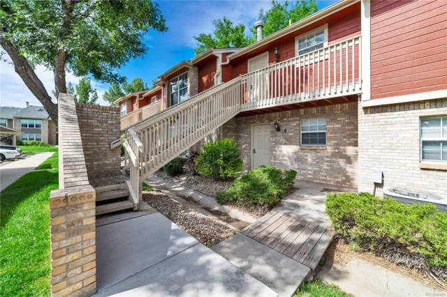 2666 E Otero Place #7, Centennial, CO 80122 (#9796324) :: Mile High Luxury Real Estate