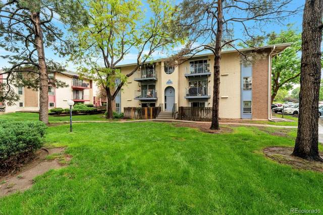 12106 Melody Drive #301, Westminster, CO 80234 (#9799299) :: Wisdom Real Estate