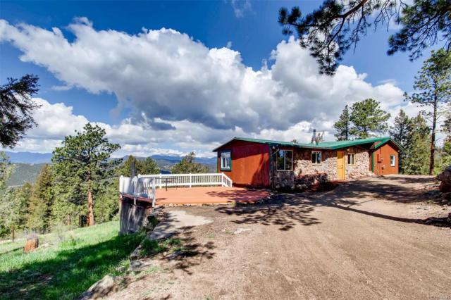 29580 S Sunset Trail, Conifer, CO 80433 (#9800576) :: Bring Home Denver with Keller Williams Downtown Realty LLC