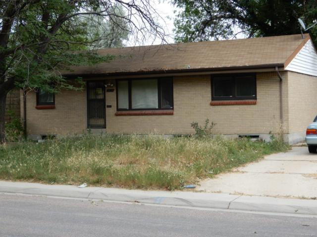 8670 De Soto Street, Denver, CO 80229 (MLS #9803667) :: 8z Real Estate