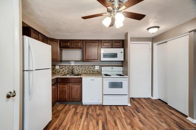1302 S Parker Road #132, Denver, CO 80231 (#9803918) :: Mile High Luxury Real Estate