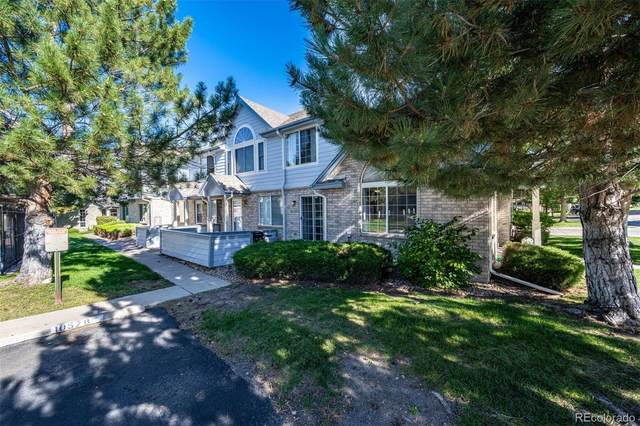 1077 W 112th Avenue D, Westminster, CO 80234 (MLS #9805828) :: Find Colorado Real Estate