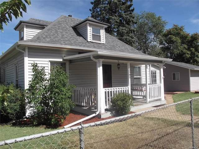 3985 W 1st Avenue, Denver, CO 80219 (MLS #9805883) :: 8z Real Estate