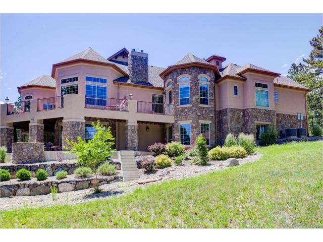 7928 Red Hill Road, Larkspur, CO 80118 (#9806214) :: The Pete Cook Home Group