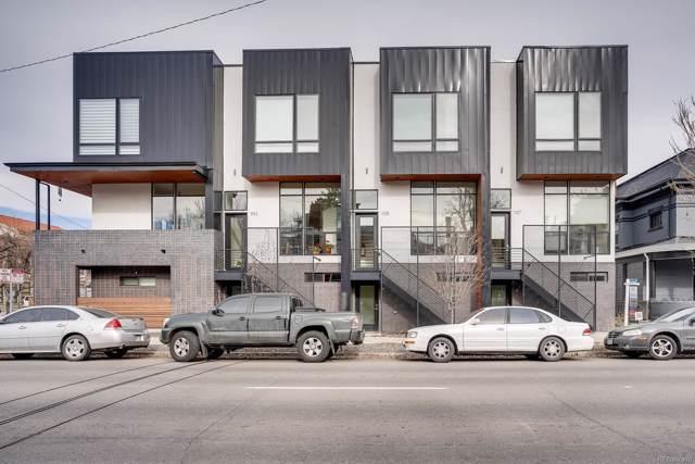 905 E 13th Avenue, Denver, CO 80218 (#9810042) :: The Healey Group