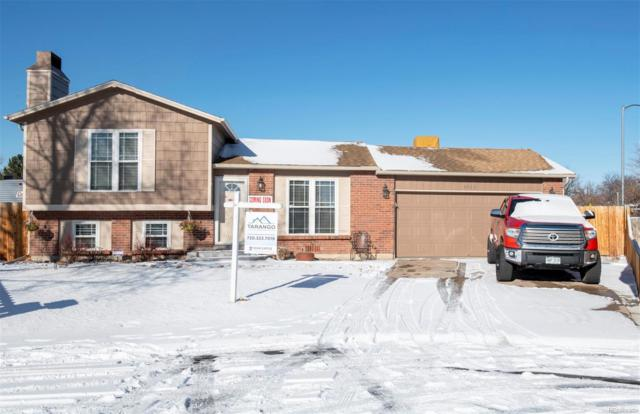 4813 E 111th Place, Thornton, CO 80233 (#9810064) :: The Griffith Home Team