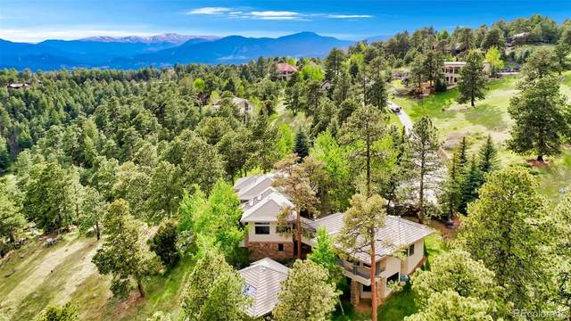 1642 Montane Drive, Golden, CO 80401 (#9813062) :: The DeGrood Team